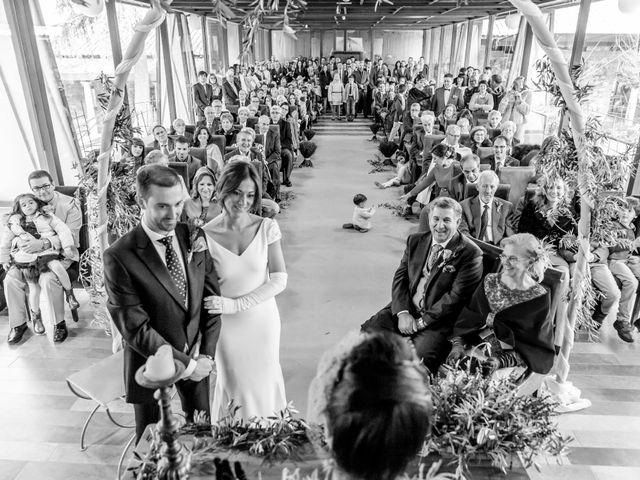 La boda de Fernando y Elena en Ballesteros De Calatrava, Ciudad Real 25