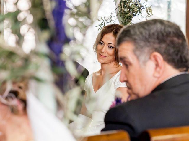 La boda de Fernando y Elena en Ballesteros De Calatrava, Ciudad Real 26