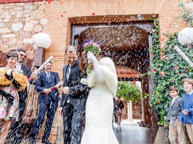 La boda de Fernando y Elena en Ballesteros De Calatrava, Ciudad Real 29