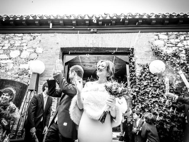 La boda de Fernando y Elena en Ballesteros De Calatrava, Ciudad Real 1