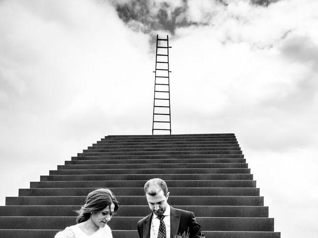 La boda de Fernando y Elena en Ballesteros De Calatrava, Ciudad Real 30