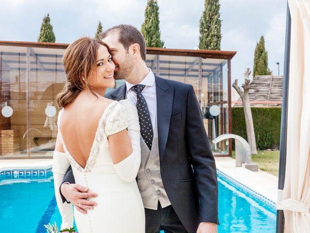 La boda de Fernando y Elena en Ballesteros De Calatrava, Ciudad Real 34