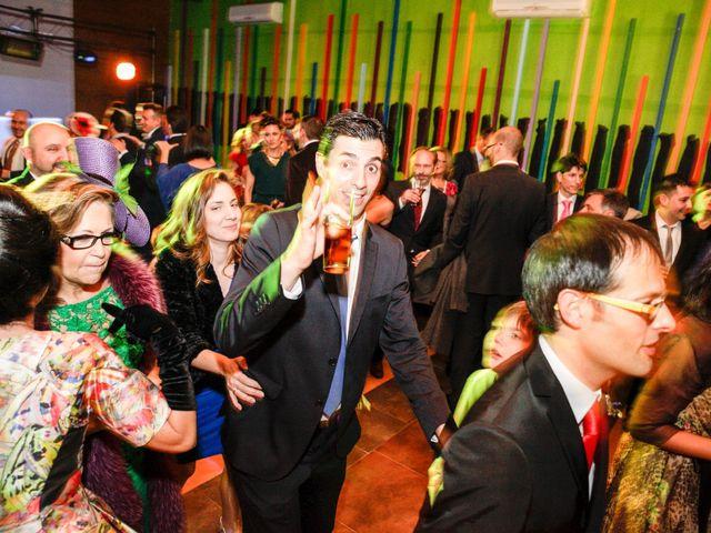 La boda de Fernando y Elena en Ballesteros De Calatrava, Ciudad Real 40