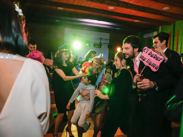 La boda de Fernando y Elena en Ballesteros De Calatrava, Ciudad Real 42