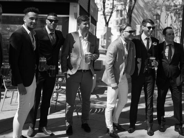 La boda de Mark y Marta en Chinchon, Madrid 5