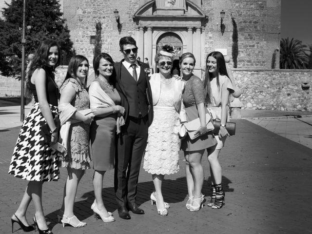 La boda de Mark y Marta en Chinchon, Madrid 8