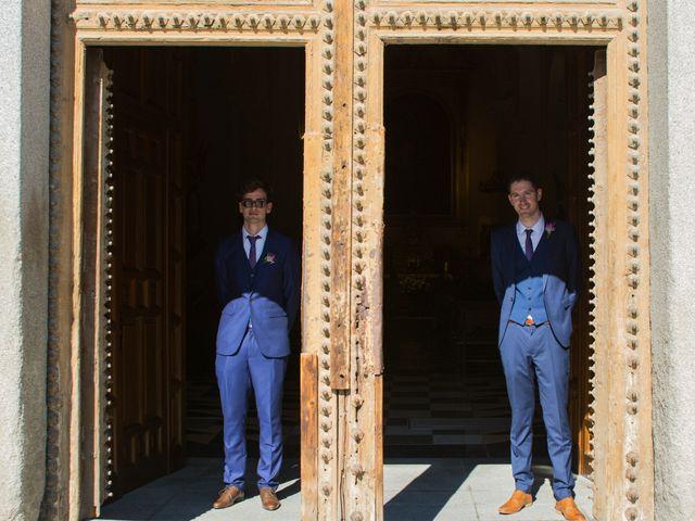 La boda de Mark y Marta en Chinchon, Madrid 11