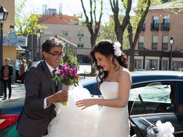 La boda de Mark y Marta en Chinchon, Madrid 12