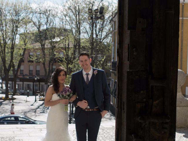 La boda de Mark y Marta en Chinchon, Madrid 14