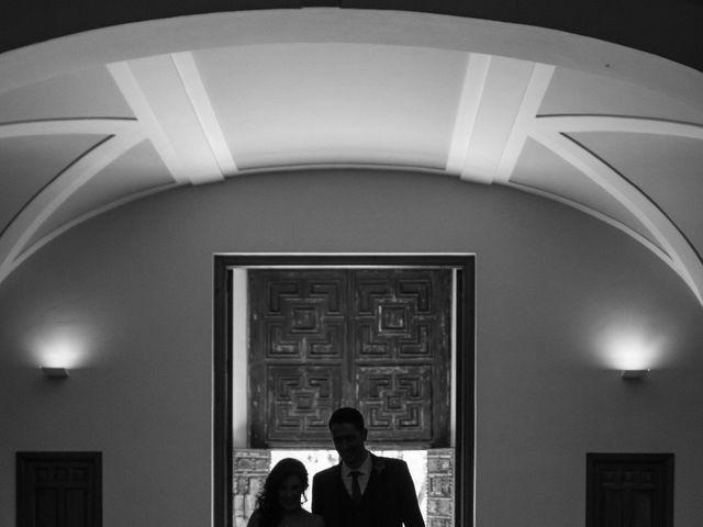 La boda de Mark y Marta en Chinchon, Madrid 1
