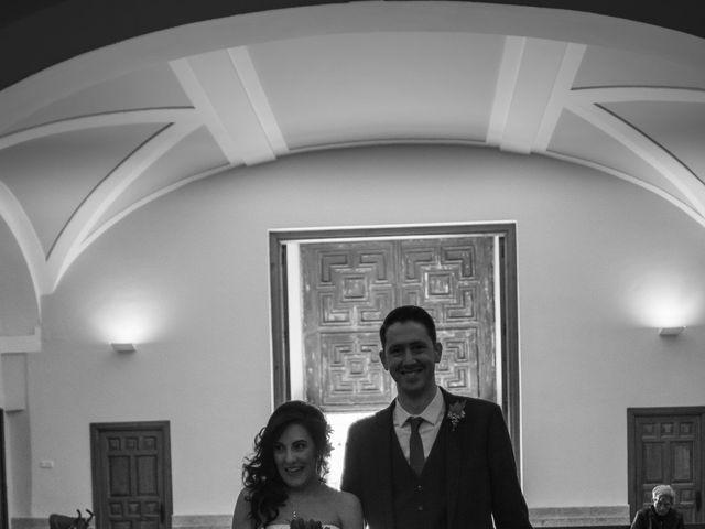 La boda de Mark y Marta en Chinchon, Madrid 16