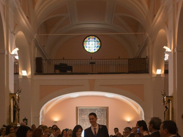 La boda de Mark y Marta en Chinchon, Madrid 17