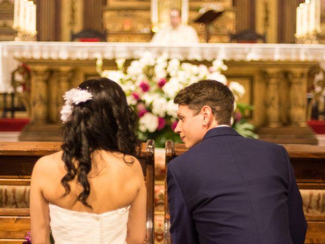 La boda de Mark y Marta en Chinchon, Madrid 20