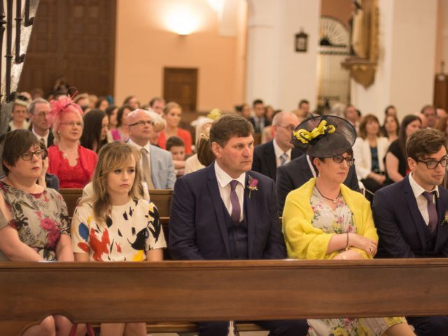 La boda de Mark y Marta en Chinchon, Madrid 26
