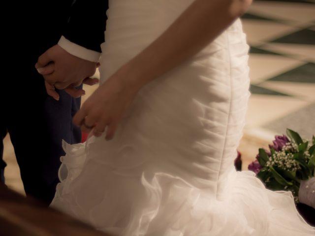 La boda de Mark y Marta en Chinchon, Madrid 27
