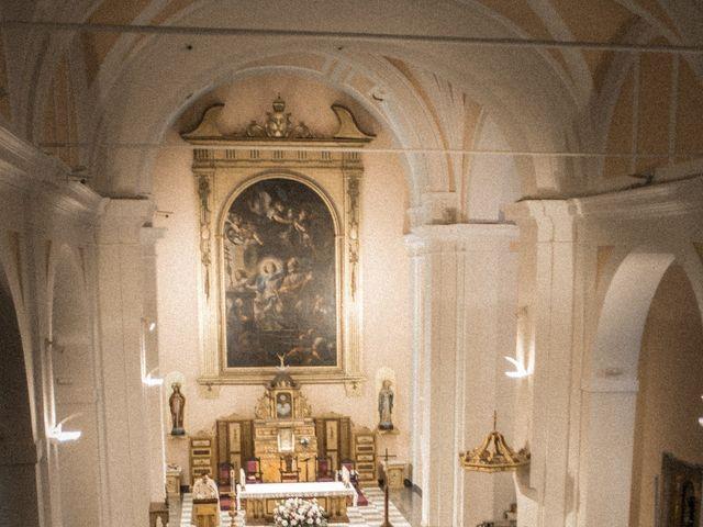 La boda de Mark y Marta en Chinchon, Madrid 33