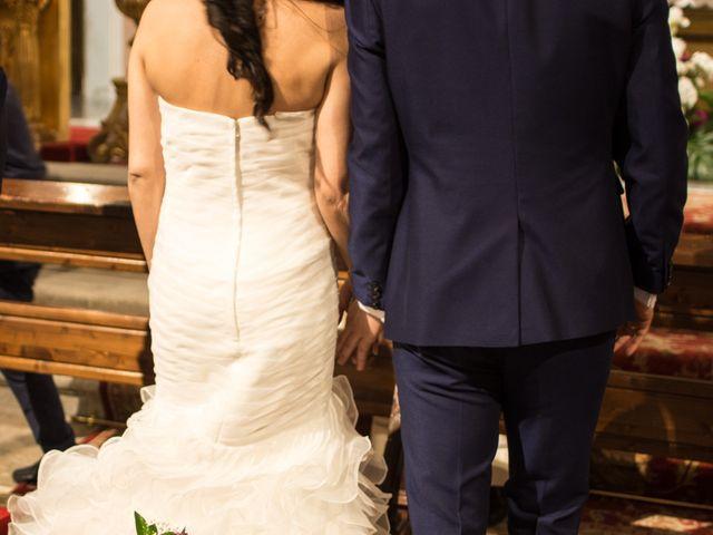 La boda de Mark y Marta en Chinchon, Madrid 34