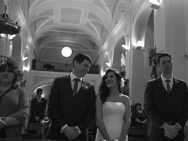La boda de Mark y Marta en Chinchon, Madrid 35