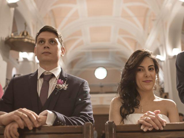 La boda de Mark y Marta en Chinchon, Madrid 39