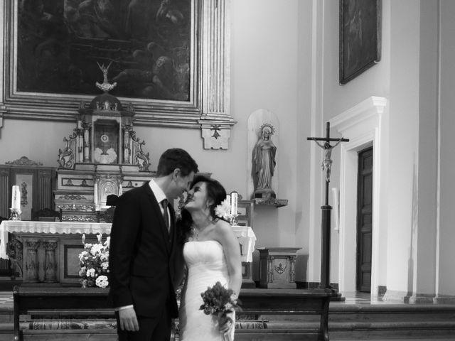 La boda de Mark y Marta en Chinchon, Madrid 43