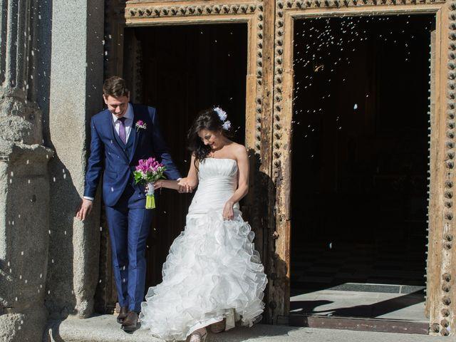 La boda de Mark y Marta en Chinchon, Madrid 2