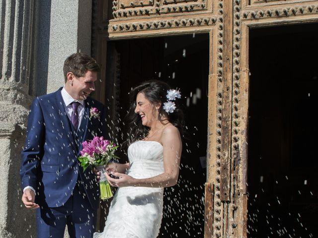 La boda de Mark y Marta en Chinchon, Madrid 45