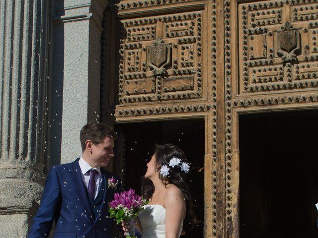 La boda de Mark y Marta en Chinchon, Madrid 46