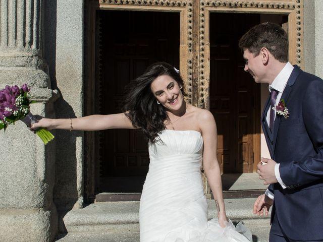 La boda de Mark y Marta en Chinchon, Madrid 50