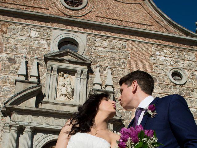 La boda de Mark y Marta en Chinchon, Madrid 52