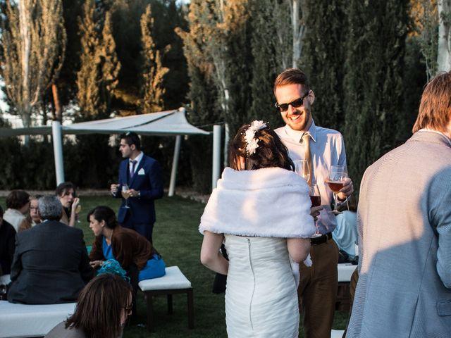 La boda de Mark y Marta en Chinchon, Madrid 62