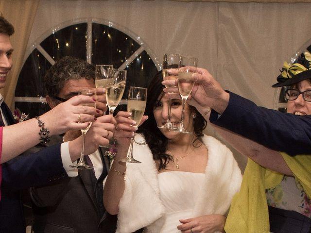 La boda de Mark y Marta en Chinchon, Madrid 63