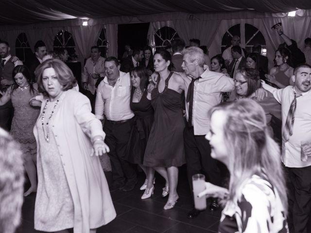 La boda de Mark y Marta en Chinchon, Madrid 80