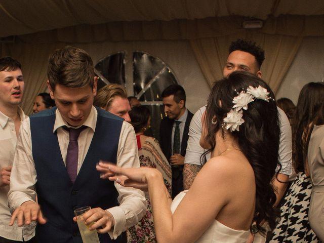 La boda de Mark y Marta en Chinchon, Madrid 85