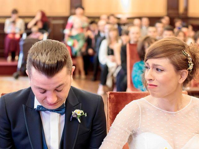 La boda de Thomas y Alba en Cembranos, León 9