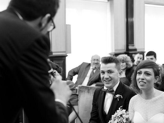 La boda de Thomas y Alba en Cembranos, León 10