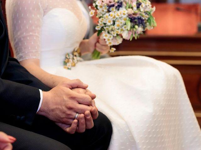 La boda de Thomas y Alba en Cembranos, León 11