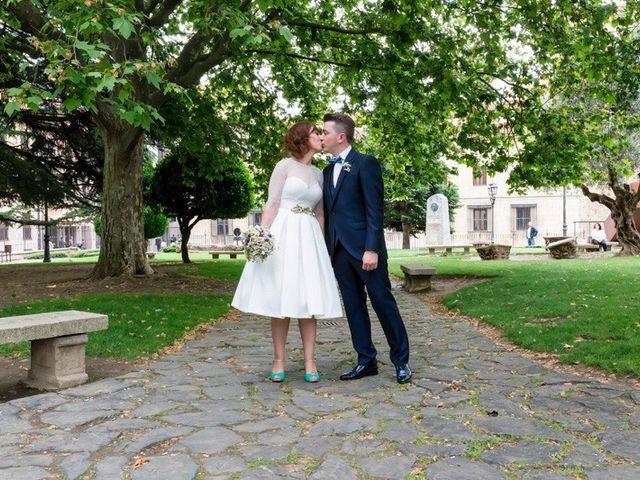 La boda de Thomas y Alba en Cembranos, León 16