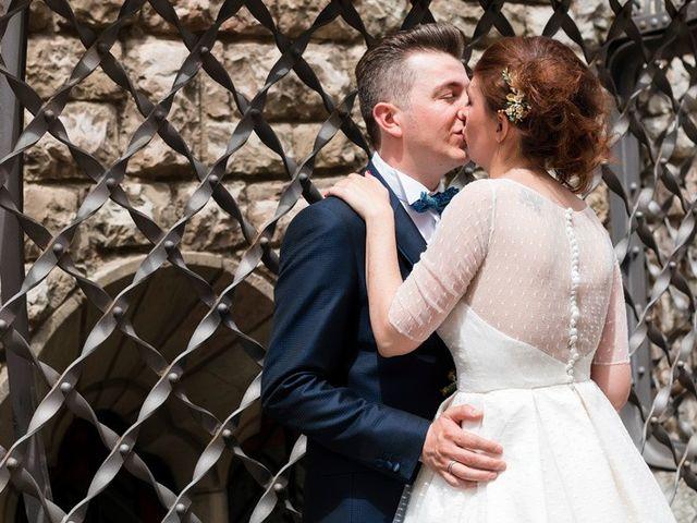 La boda de Thomas y Alba en Cembranos, León 17