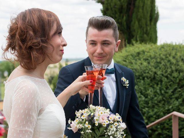 La boda de Thomas y Alba en Cembranos, León 18