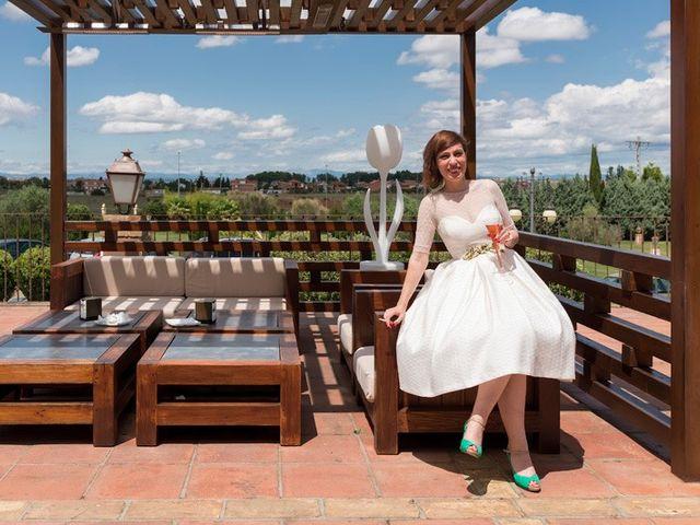 La boda de Thomas y Alba en Cembranos, León 20