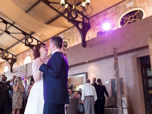 La boda de Thomas y Alba en Cembranos, León 25
