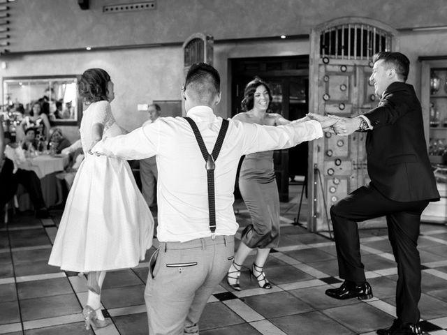 La boda de Thomas y Alba en Cembranos, León 27