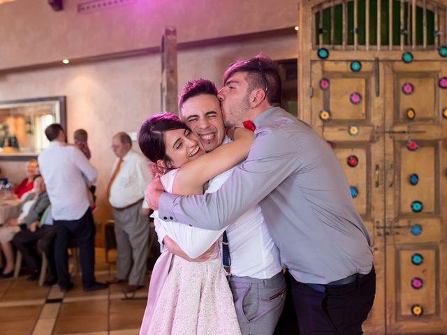 La boda de Thomas y Alba en Cembranos, León 28