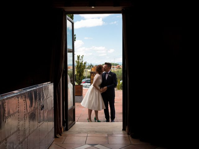 La boda de Alba y Thomas