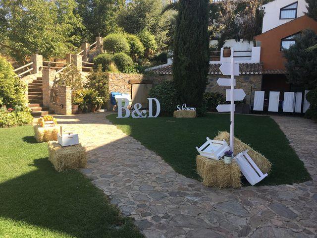 La boda de David y Belén  en Dilar, Granada 9
