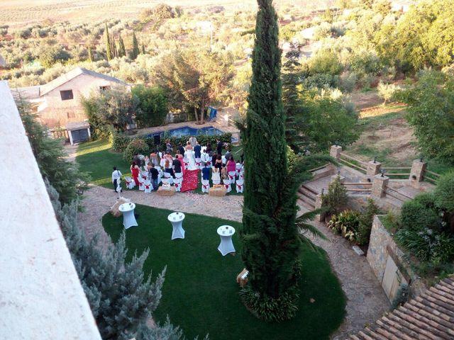 La boda de David y Belén  en Dilar, Granada 15