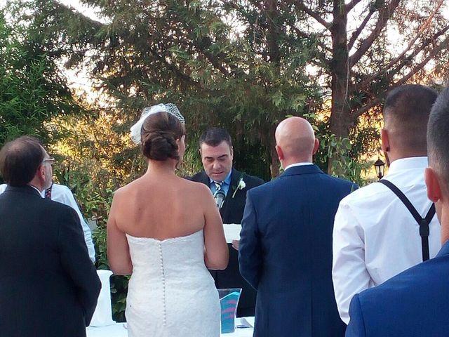 La boda de David y Belén  en Dilar, Granada 16