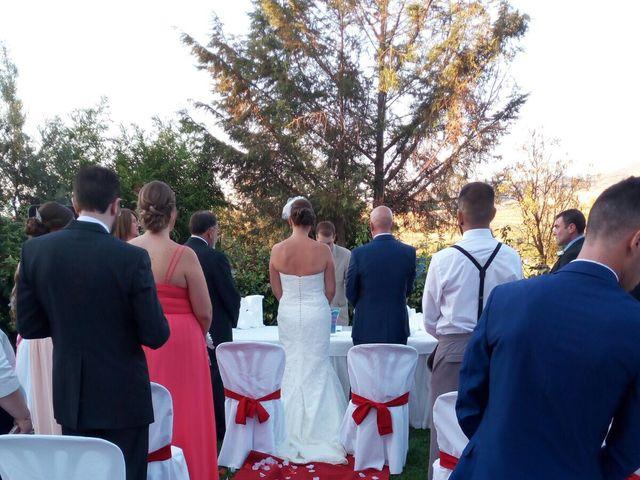 La boda de David y Belén  en Dilar, Granada 17