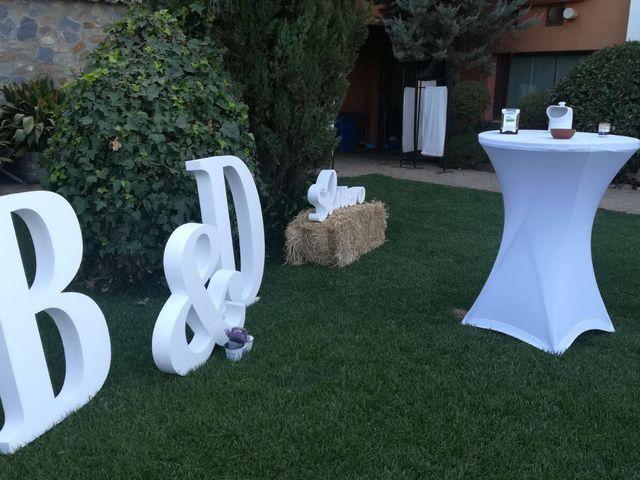 La boda de David y Belén  en Dilar, Granada 1