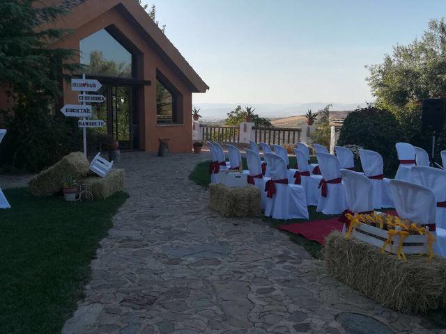 La boda de David y Belén  en Dilar, Granada 18